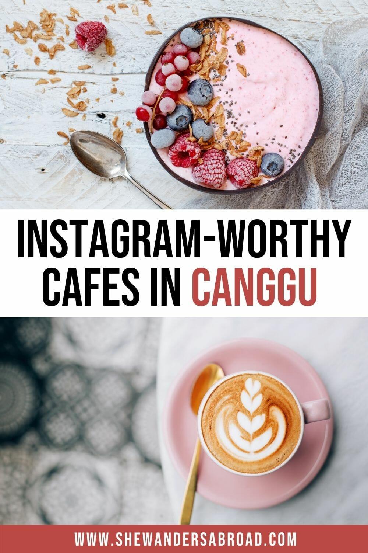 Best Cafes in Canggu, Bali
