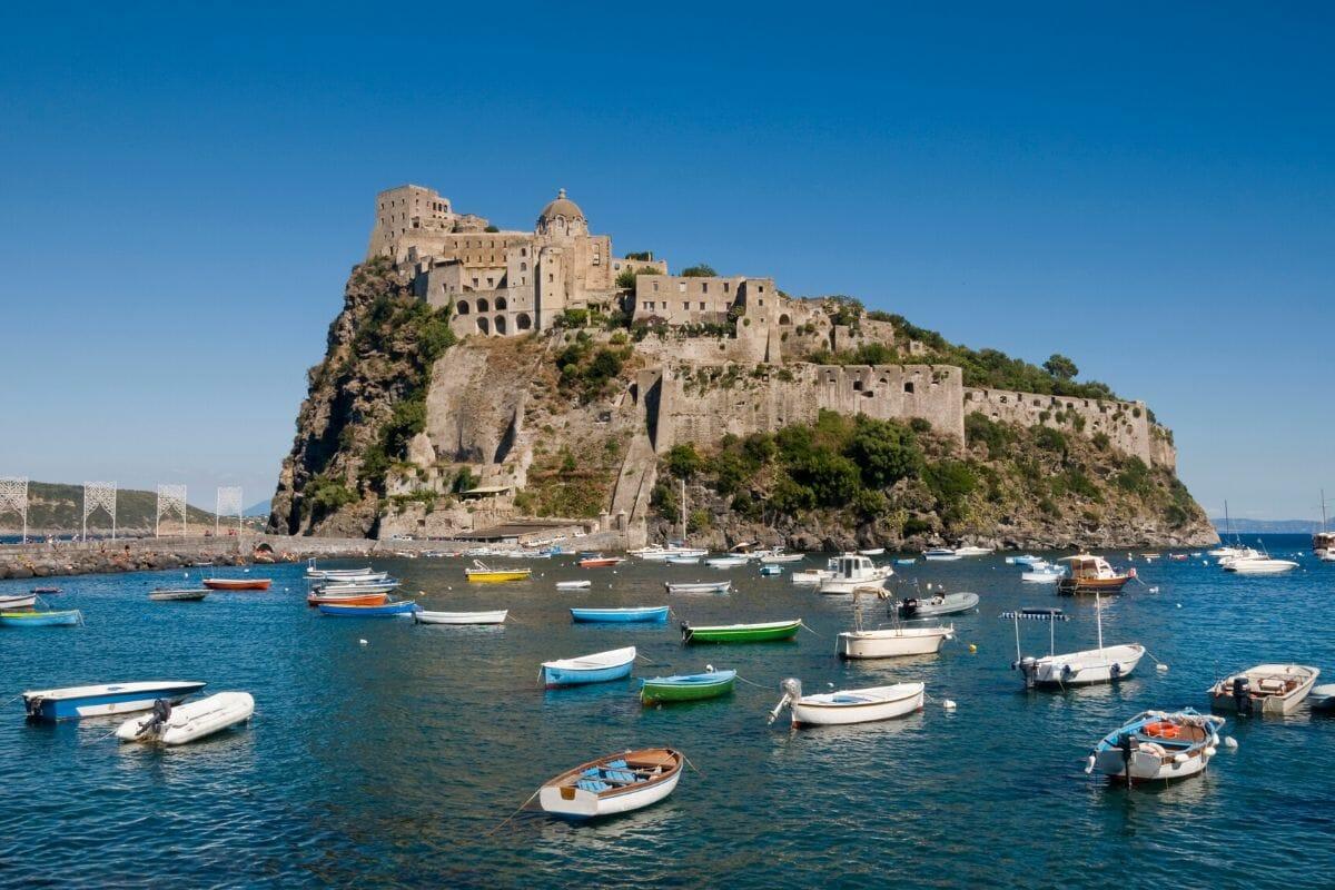 Castello Aragonese, Italy