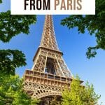 Best Day Trips from Paris You Can't Miss