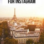 70 Amazing Paris Quotes and Instagram Captions for Paris