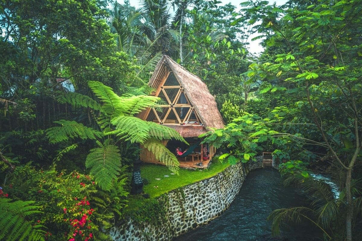 Hideout Bali Bamboo Home