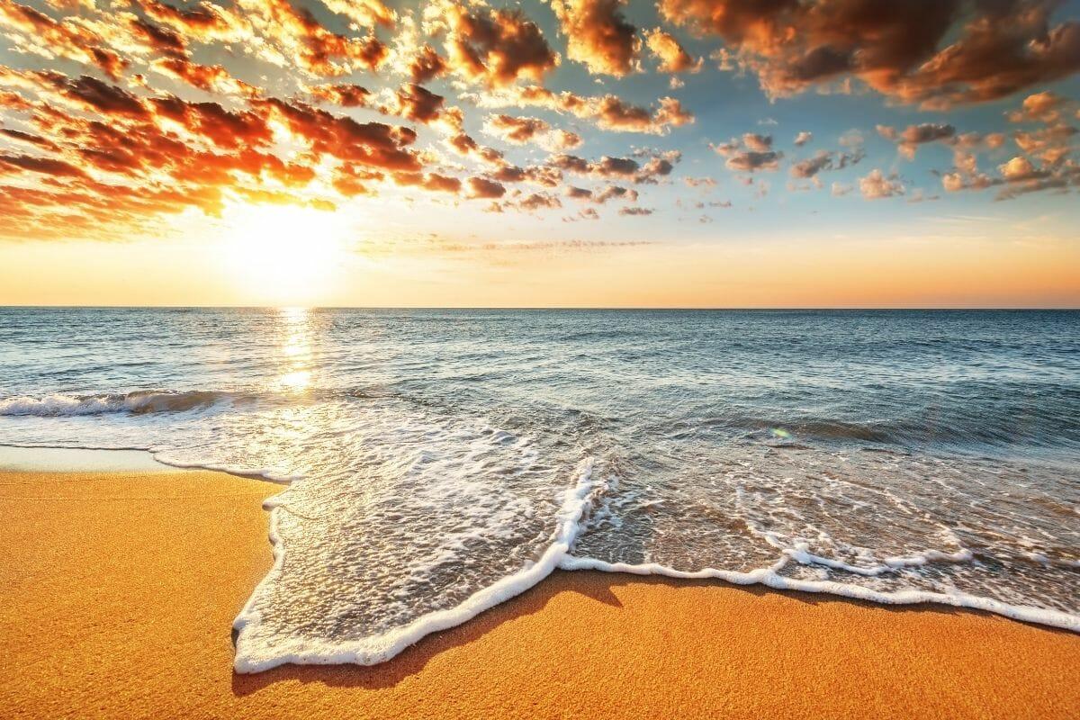 Beautiful Sunrise Photo