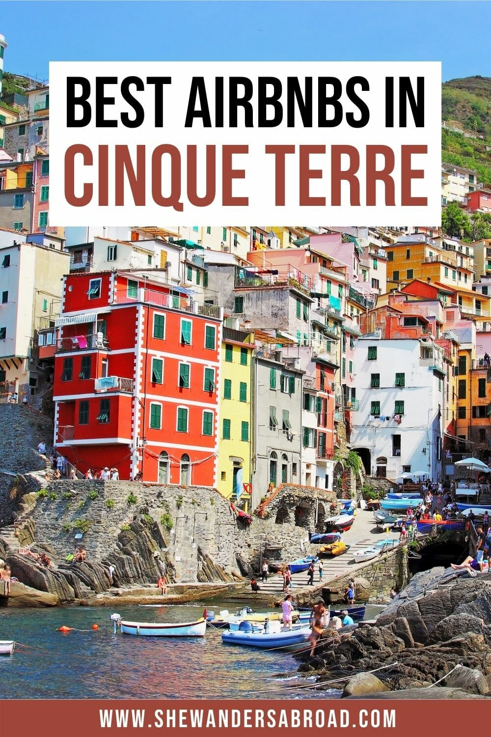Best Airbnbs in Cinque Terre, Italy