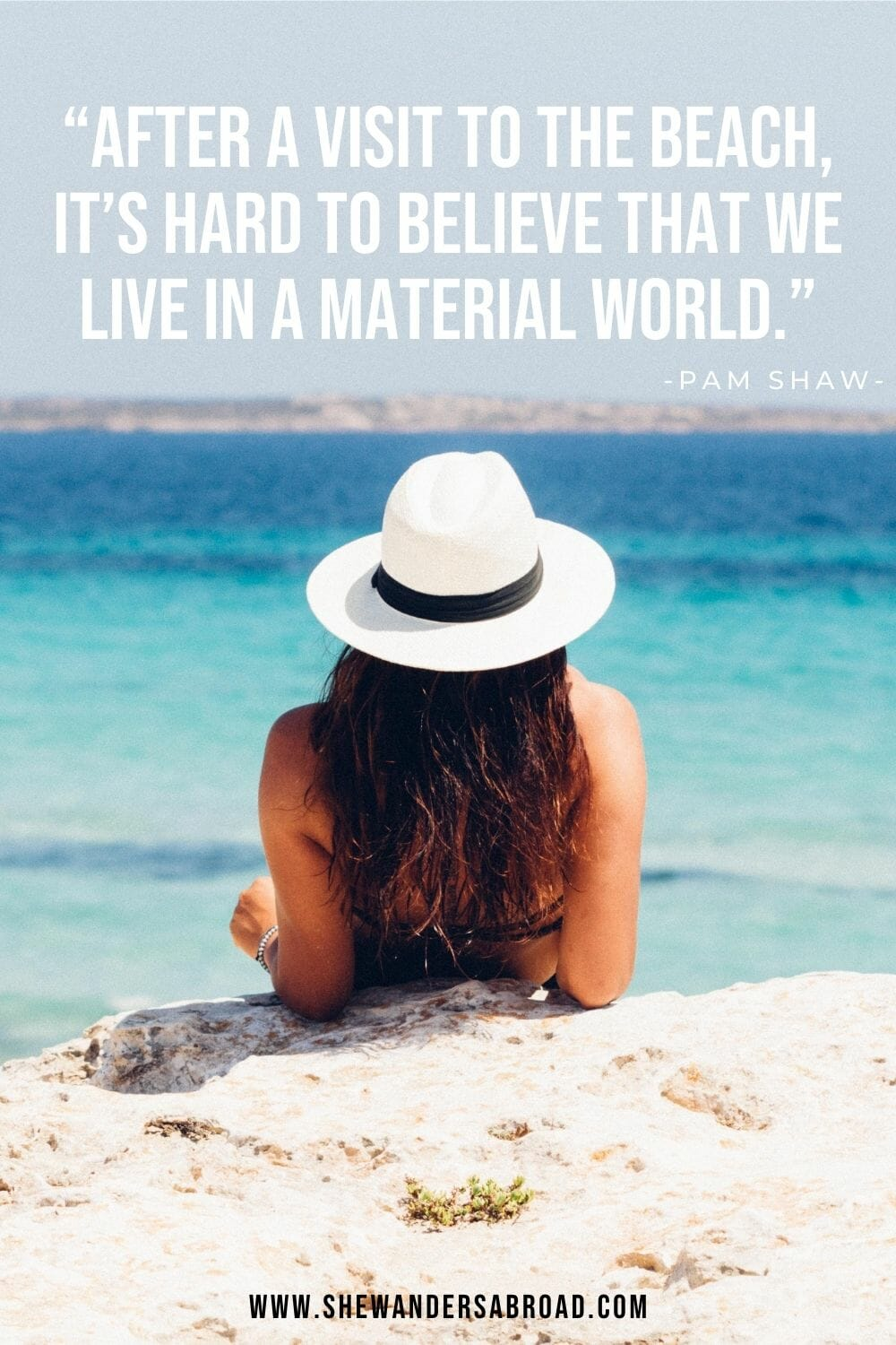 Thoughtful beach life quotes