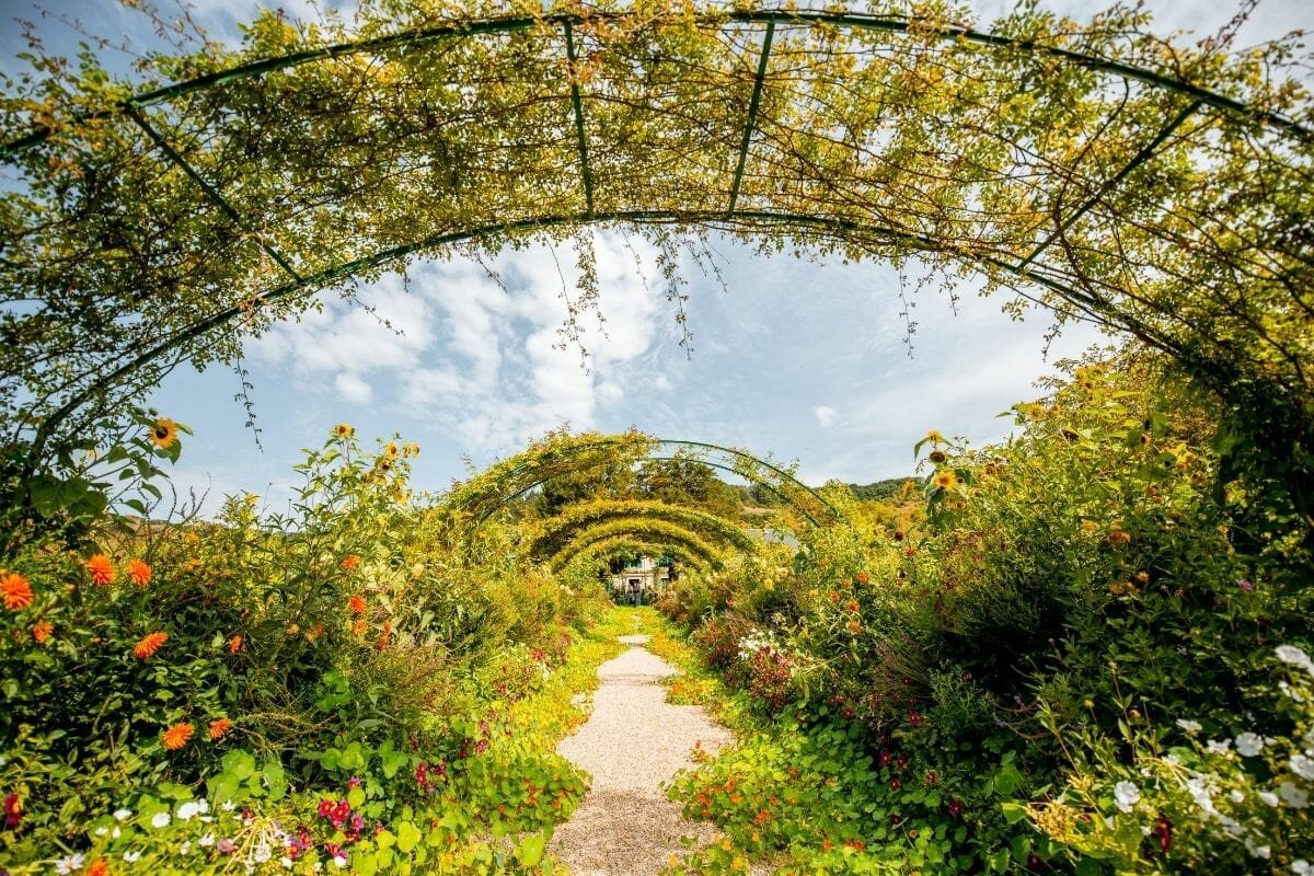 Claud Monet's Garden, Giverny, France