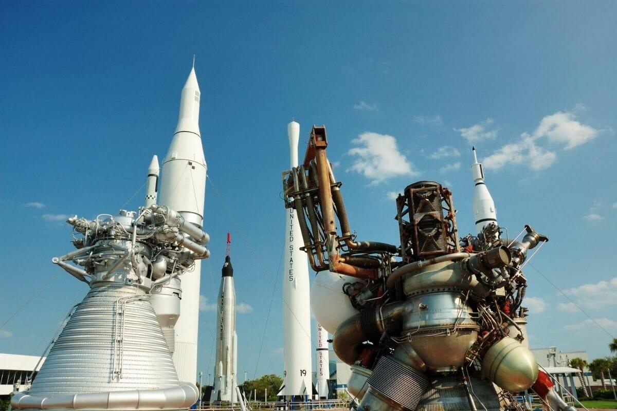 Kennedy Space Center, USA