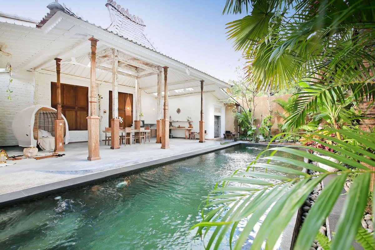 Luxe Villa in Tropical Oasis, Ubud