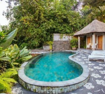 Luxury villa in Ubud, Bali