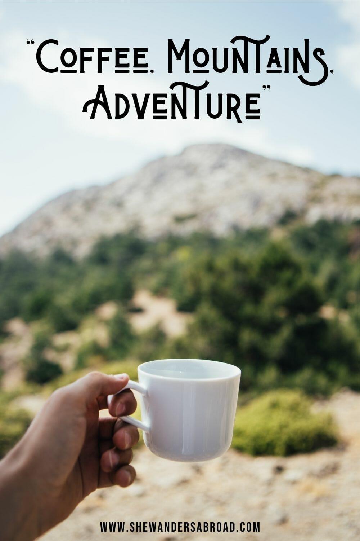Mountain adventure quotes