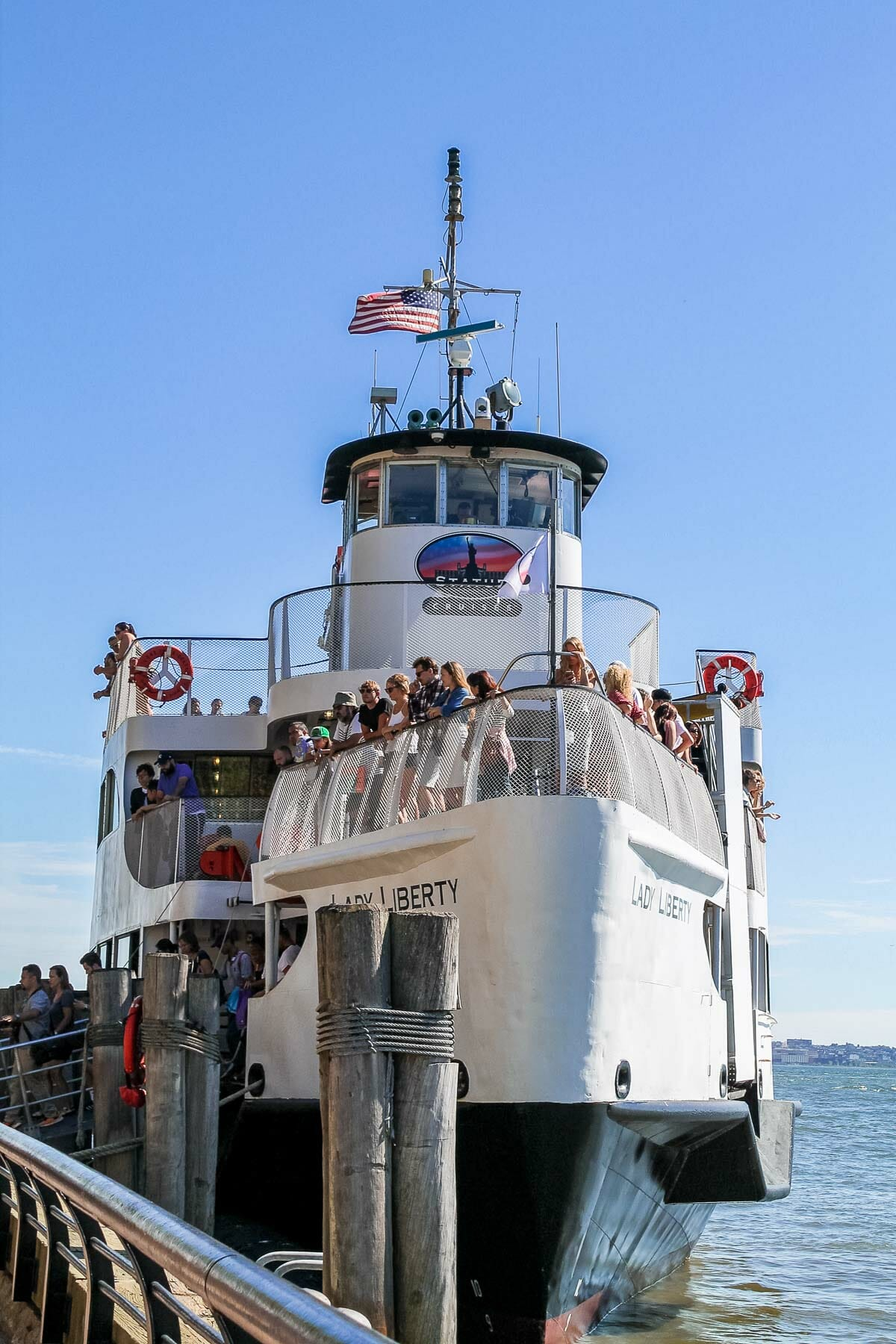 Statue Cruises in New York City