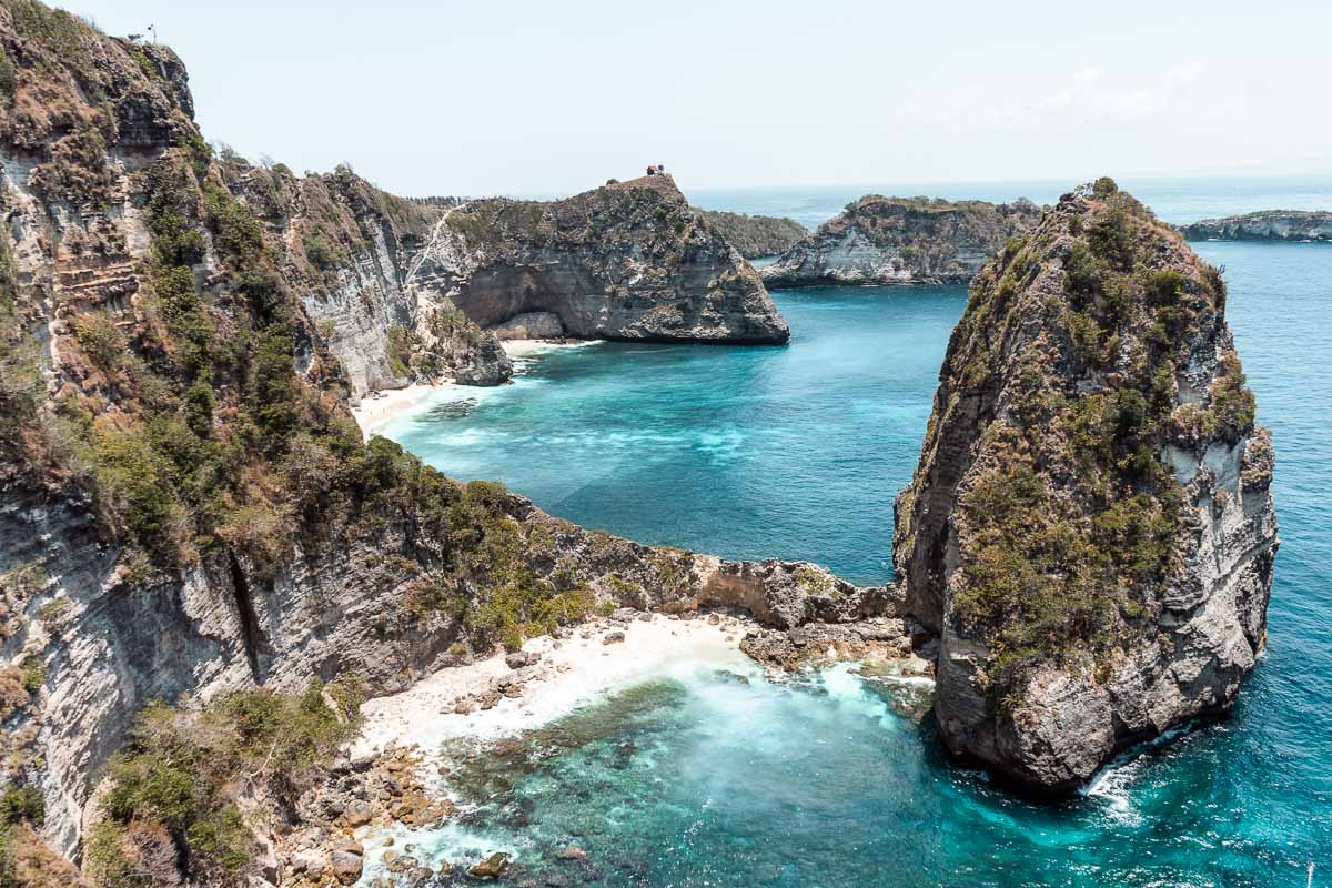 Thousand Islands Viewpoint in Nusa Penida