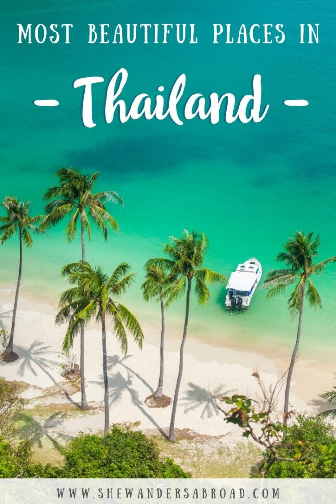 Top 21 Best Places to Visit in Thailand