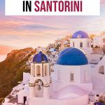 Where to see the best sunset in Santorini