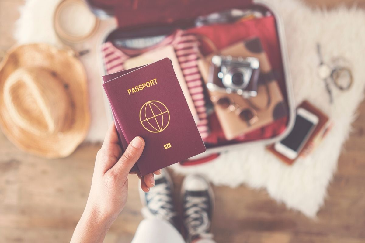 Having your passport in your carry-on is crucial