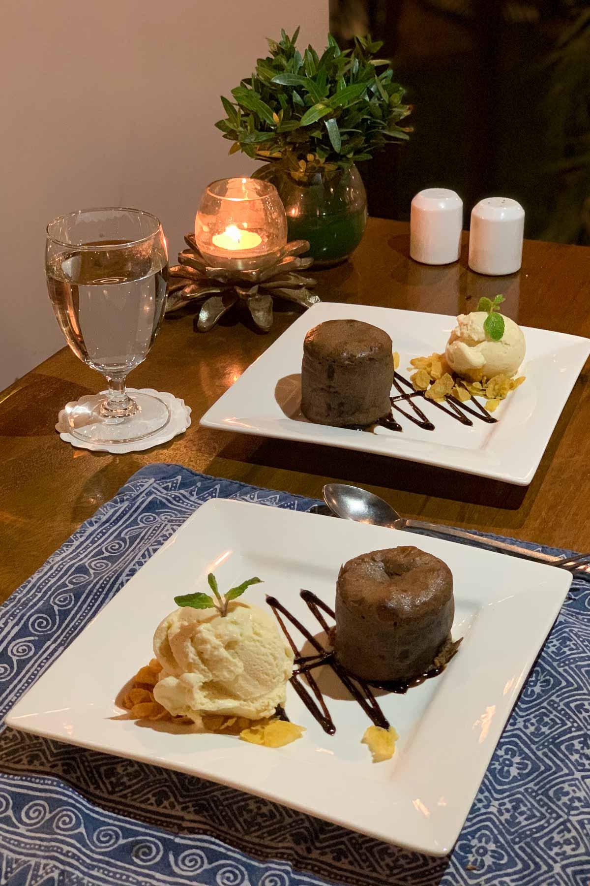 Dinner at Riverside Boutique Resort Vang Vieng 4