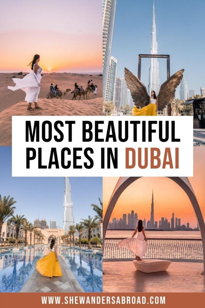 Most Instagrammable Places in Dubai - Dubai photography guide