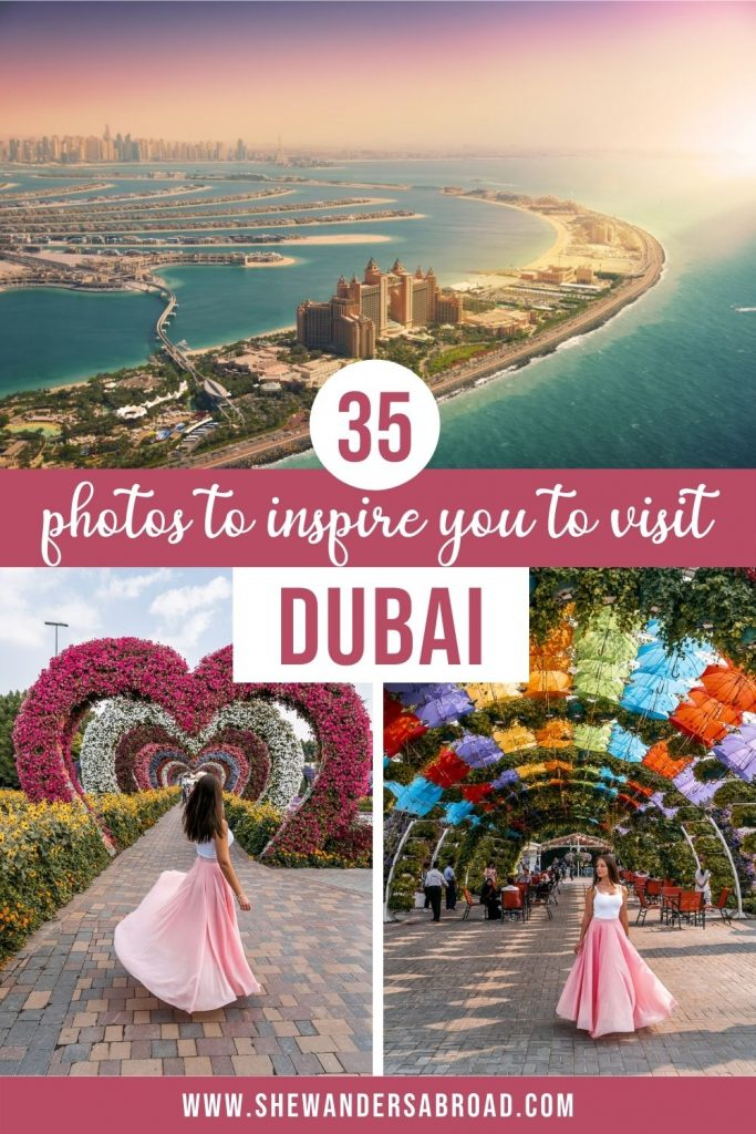 Photos to inspire you to visit Dubai