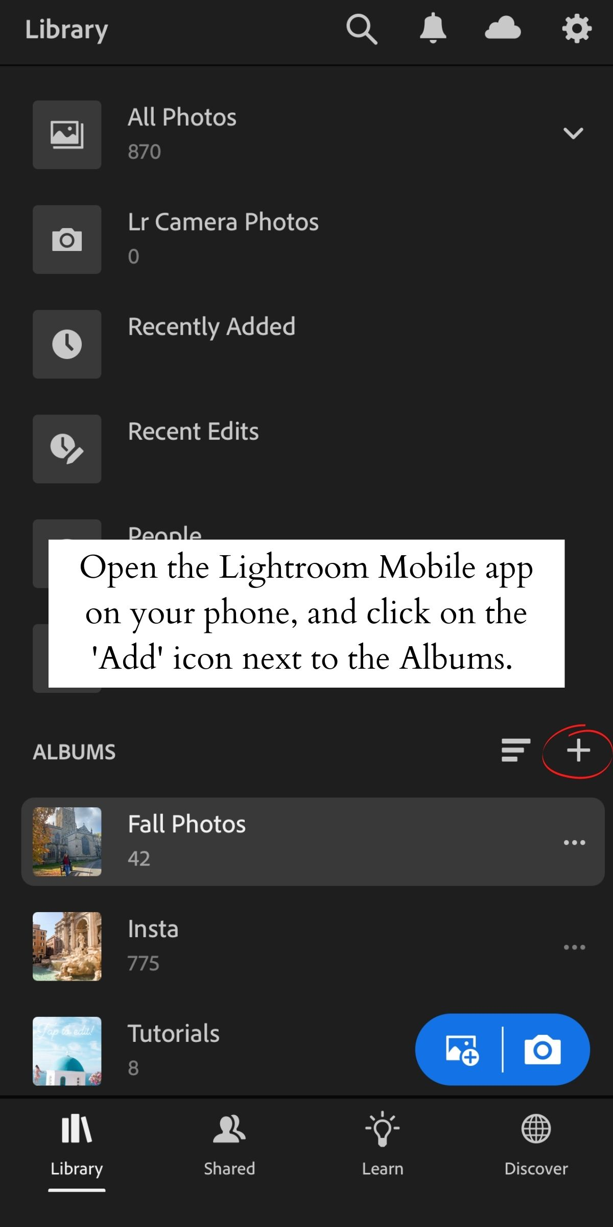 How to Install Lightroom Presets on Mobile 5