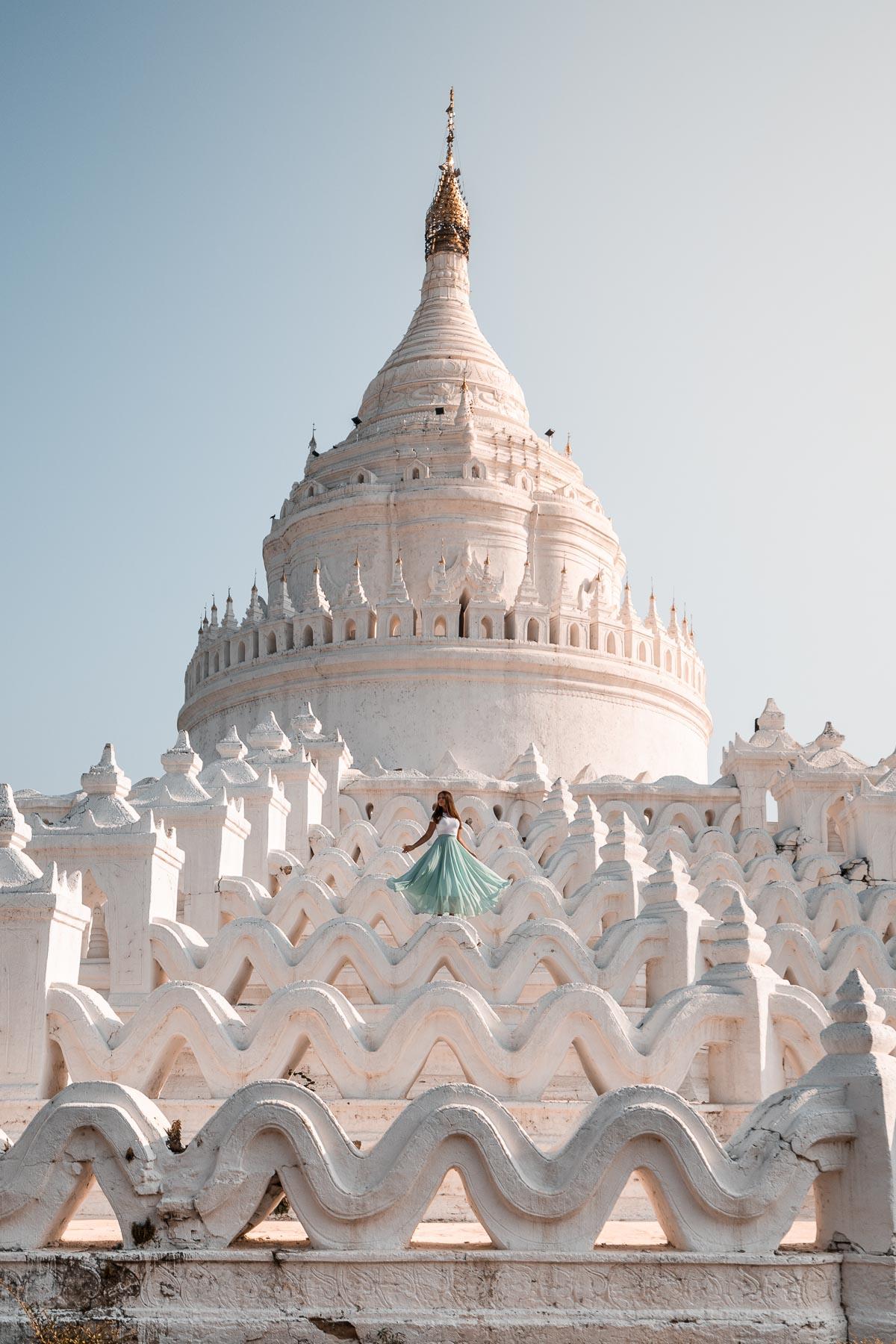 Mya Thein Tan Pagoda Mianmarban