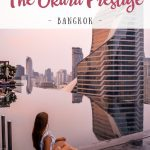 Where to Stay in Bangkok: The Okura Prestige Bangkok Review