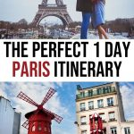 One Day in Paris Itinerary: How to See the Best of Paris in a Day