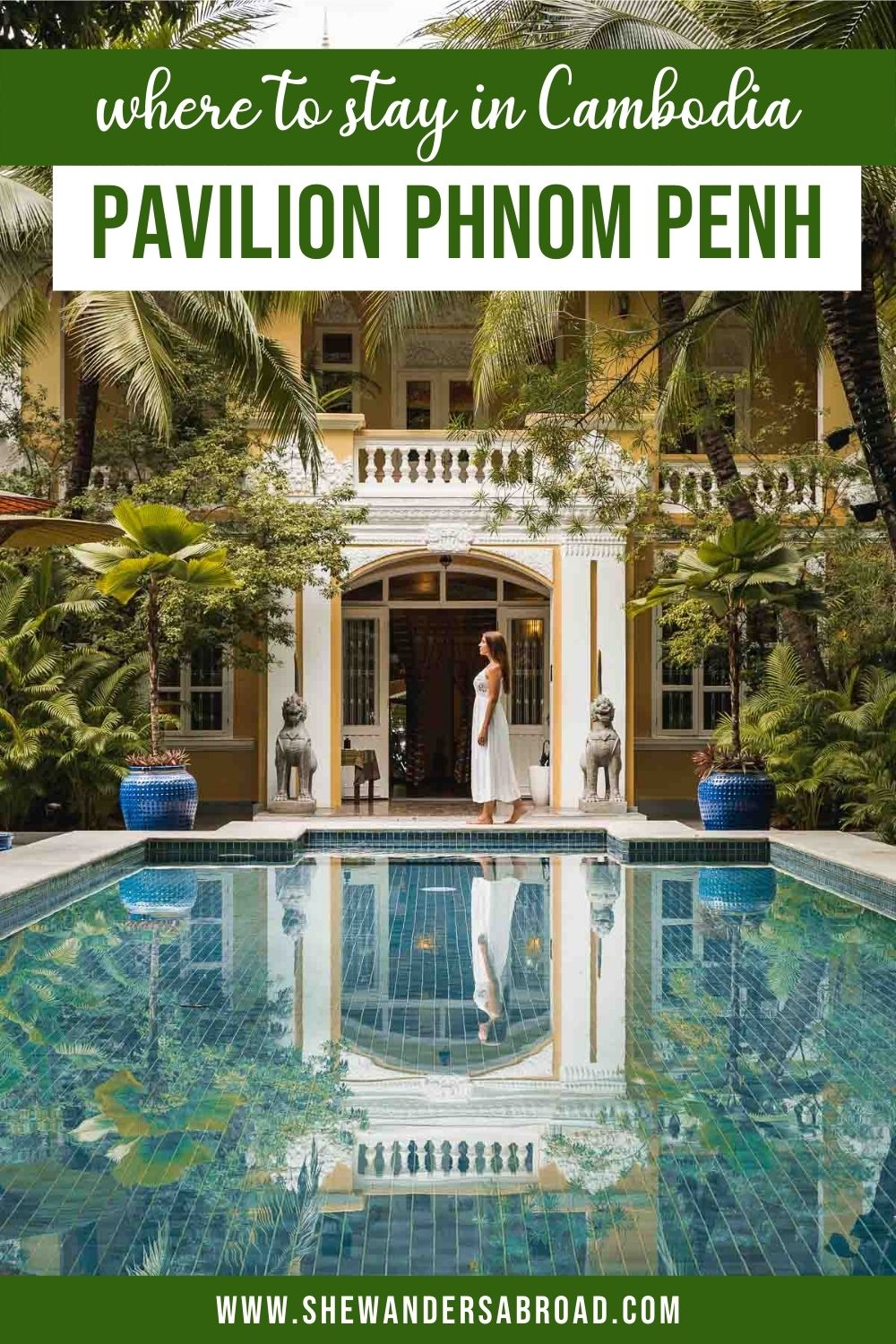 Where to Stay in Phnom Penh - Pavilion Phnom Penh Review