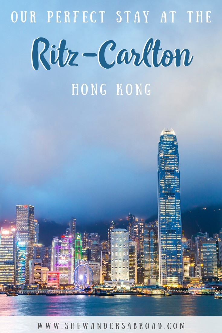 The Ritz-Carlton Hong Kong - Hotel Review