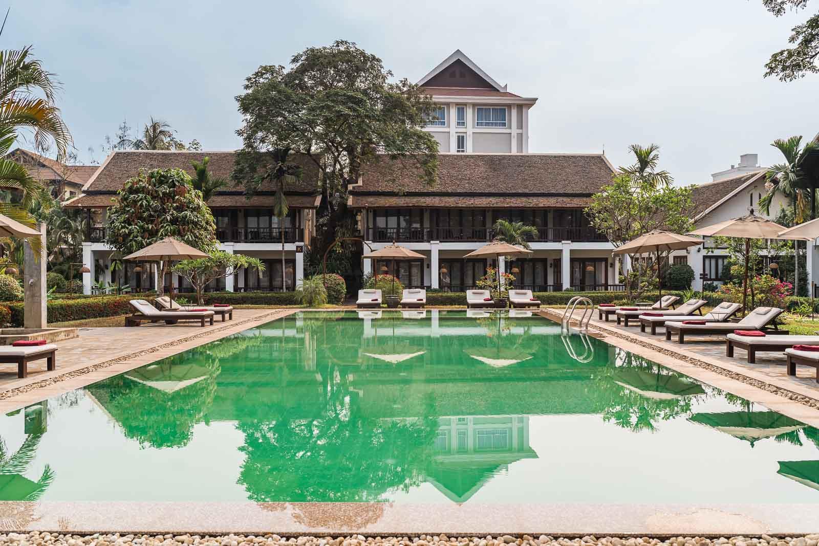 Riverside Boutique Resort Vang Vieng