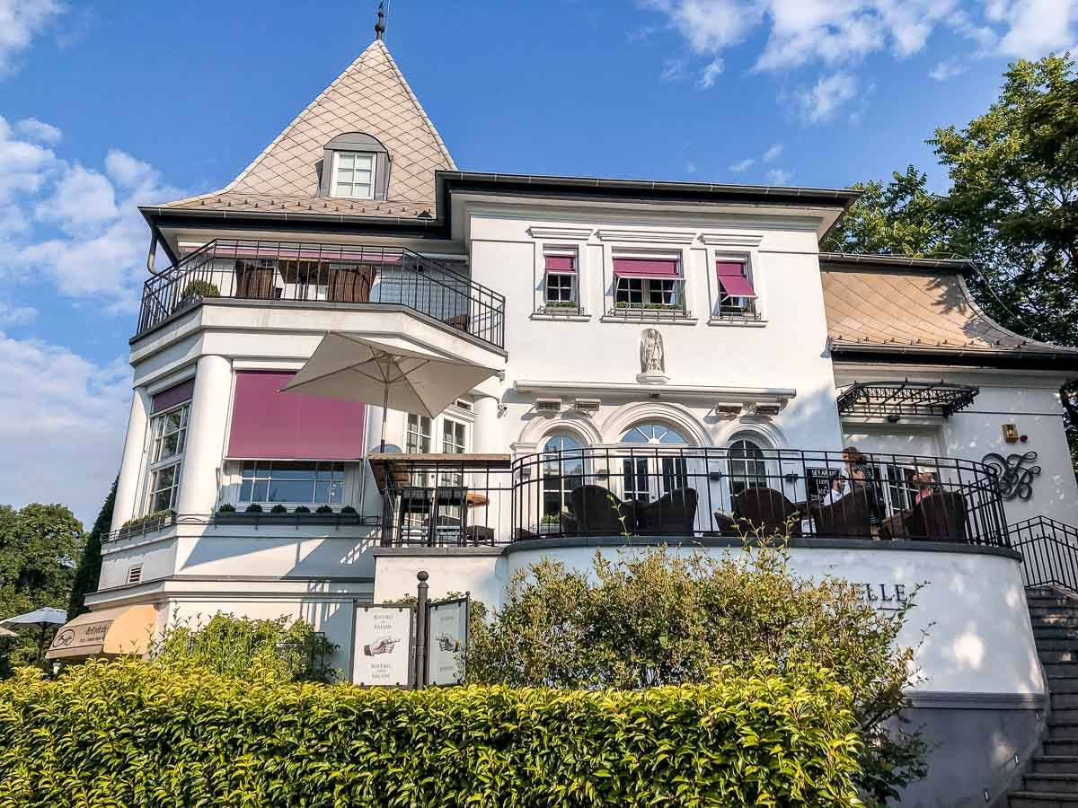 Villa Bagatelle Budapest