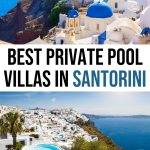 15 Incredible Hotels in Santorini with Private Pool