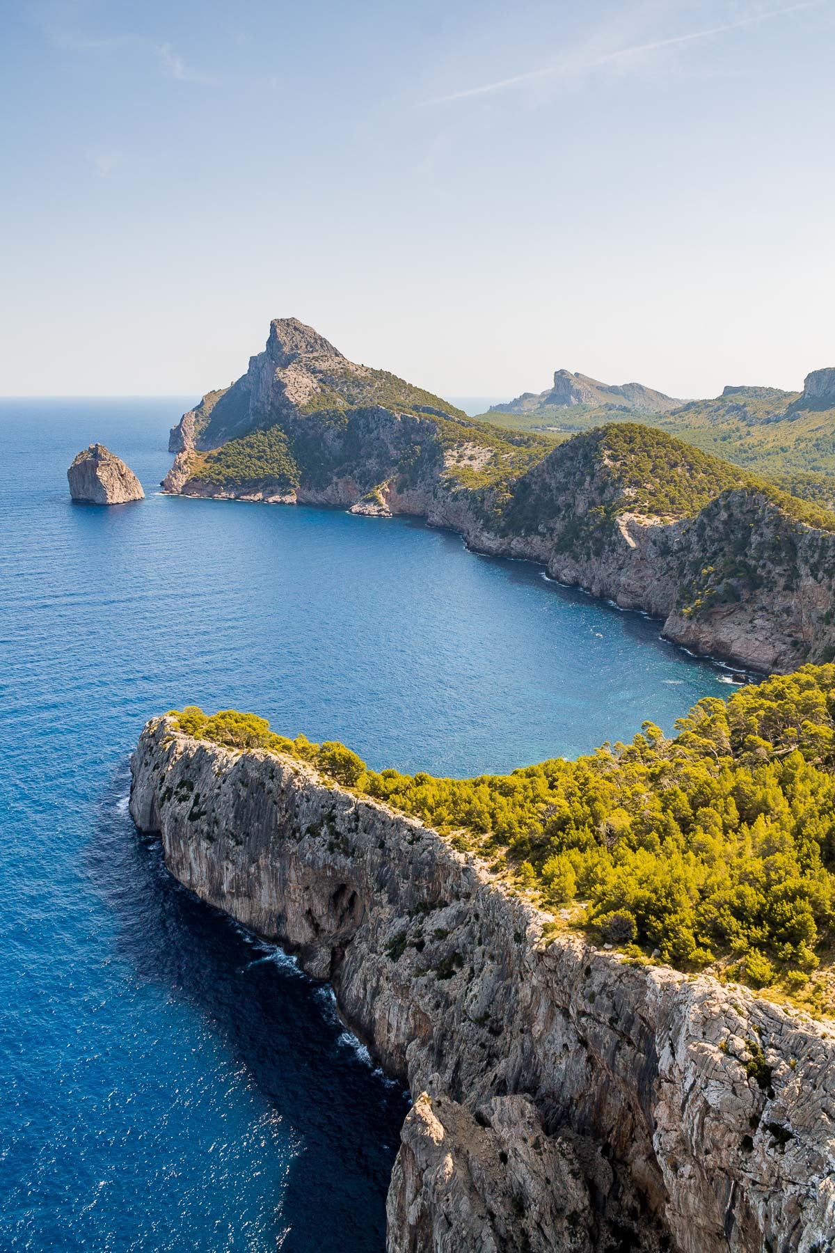 Mirador Es Colomer Viewpoint in Mallorca