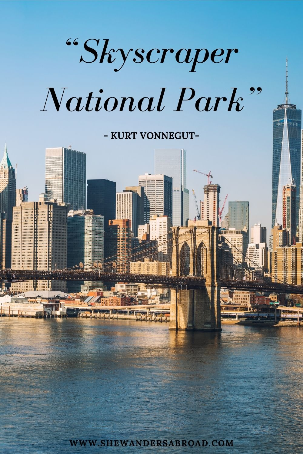 Funny quotes about New York