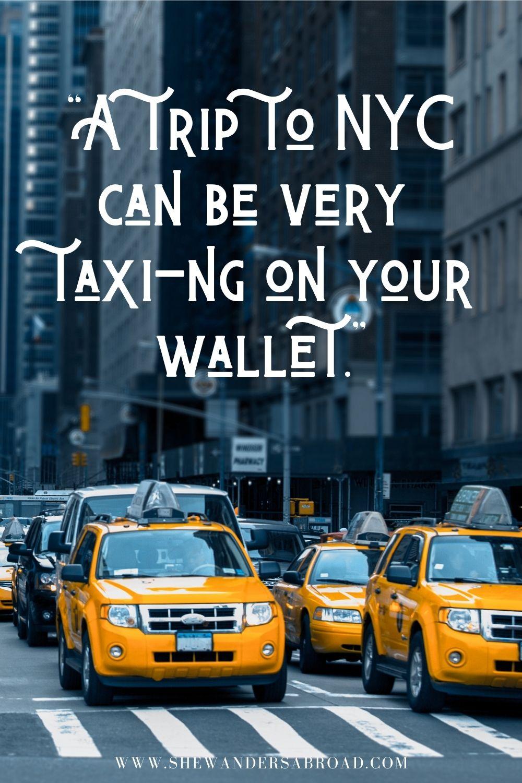 Hilarious puns about New York