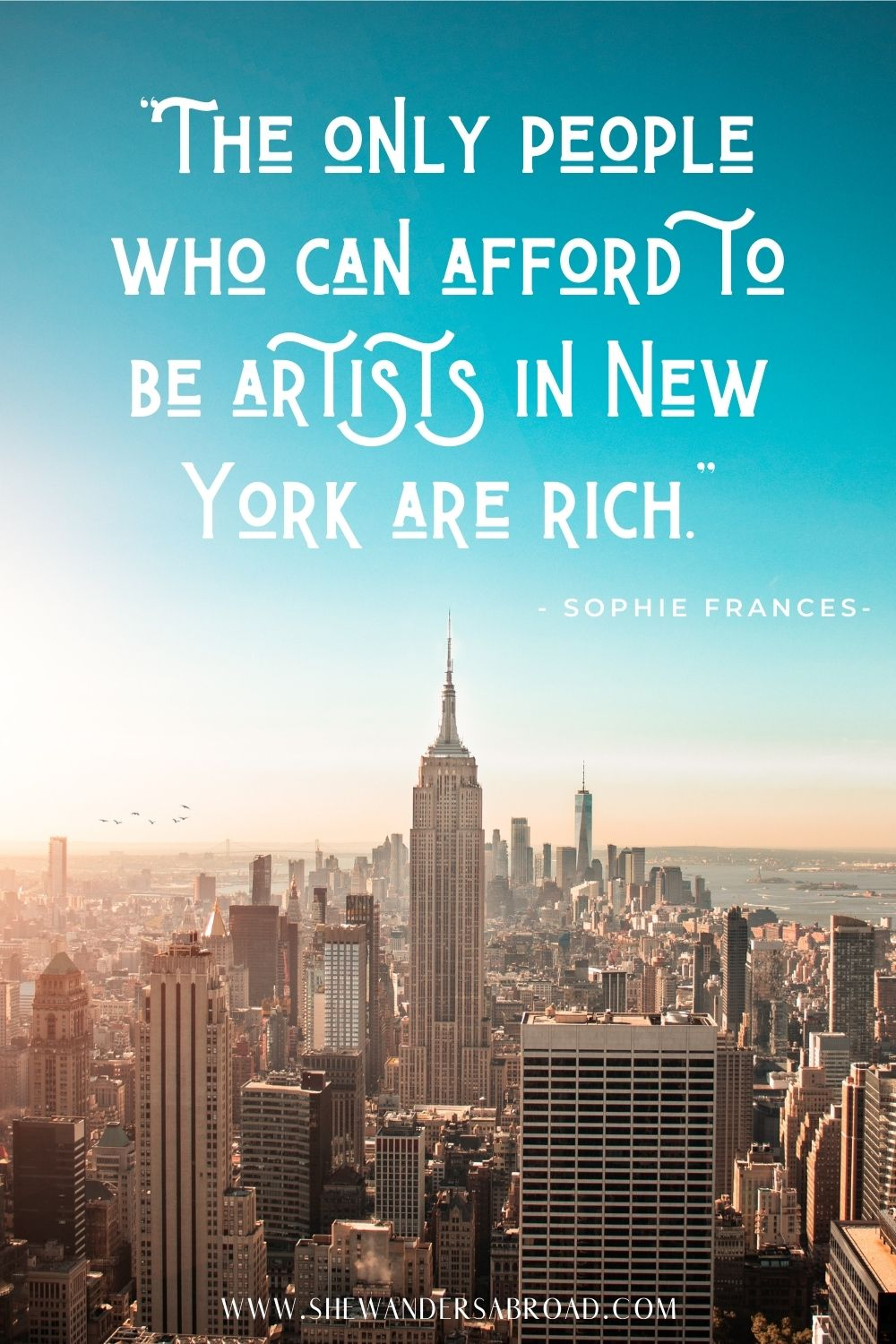 Best New York quotes for Instagram