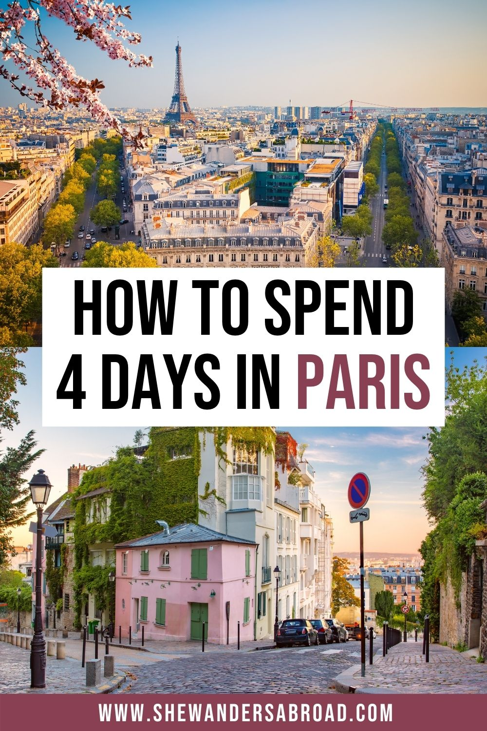 The Perfect Paris in 4 Days Itinerary